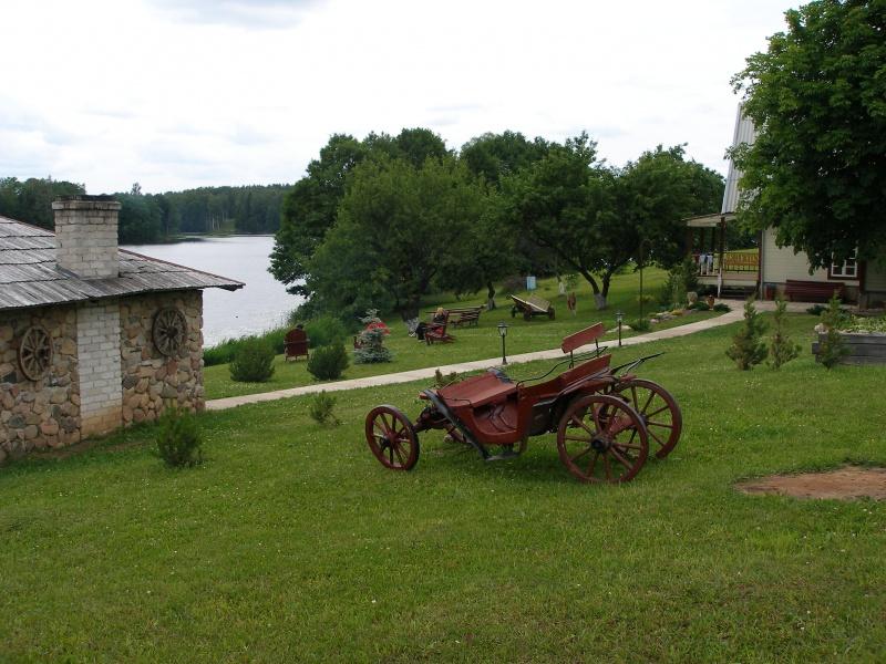 В Беванья тарагоне деревенские усадьбы